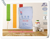 Professional Tio2 Titanium Dioxide Pigment Color, Titanium Dioxide in Pigment for Water Painting