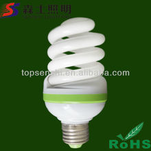 Good Quality 12MM Full Spiral CFL Lamp Assembly(CE and ROHS)