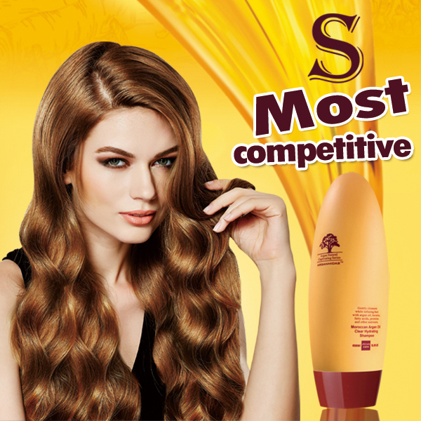 Distributors wanted advertisement for argan oil shampoo for alibaba in dubai