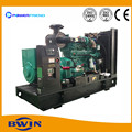 Famous engine brand 350kva electric generator industrial use genset with ATS