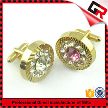 Super quality Cheapest men metal cufflink