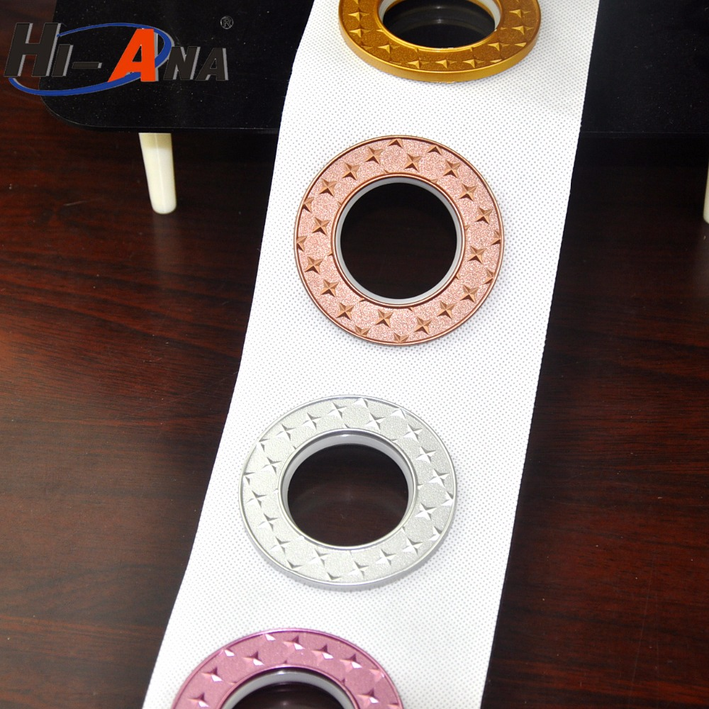 hi-ana curtain2 One stop solution for Multicolor curtain eyelet tape