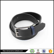 personality cheap pin buckle men leather belt