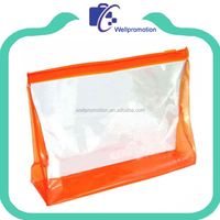Wholesale fashion cheap clear ziplock plastic bag