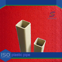 ABS plastic extrusion tube /Hot pp plastic pipe fittings for water supply