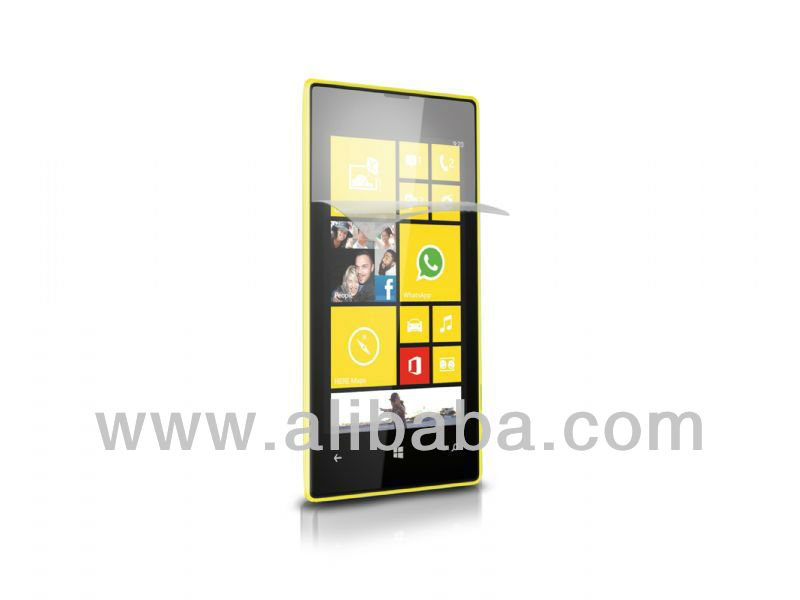 Ultra Clear Screen Protector for NOKIA LUMIA 520