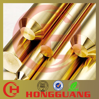 Manufacturer High machinability brass bars free cutting