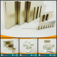 NdFeB Magnet And trustworthy china supplier best sellers 2014 alibaba block magnet Shenzhen Industry For sale