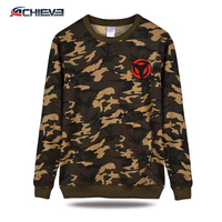 men's fashion sport sweater 100% polyester pullover