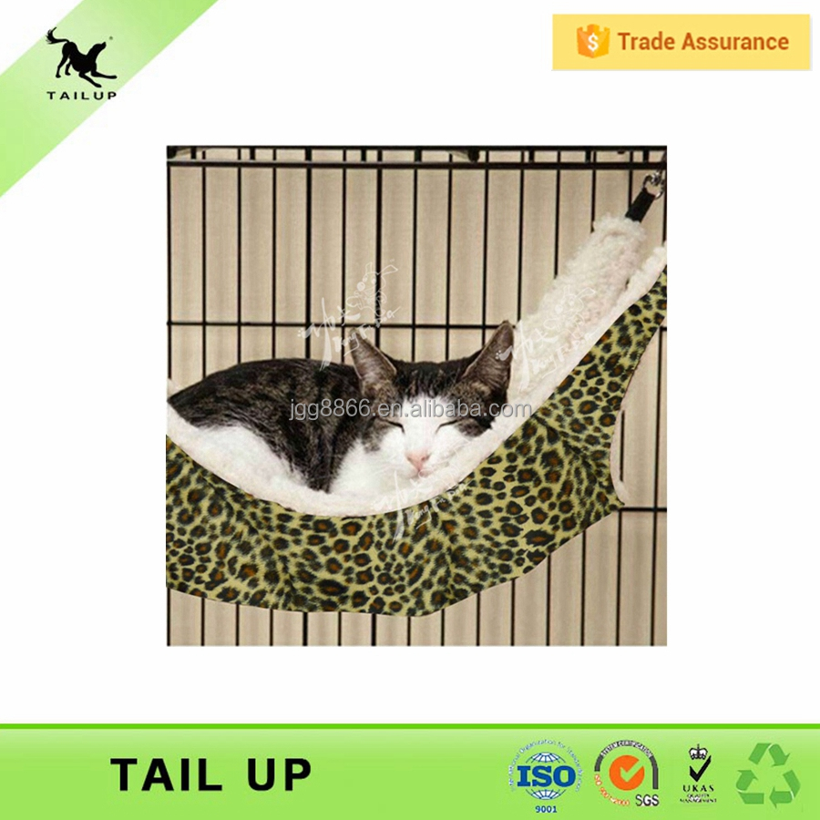 Cat Hammock Cage Use Puppy Dog Chair Mat Swing Bed