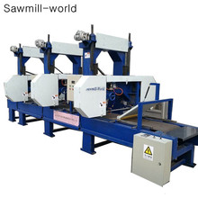 Resaw Band Saws Horizontal Band sawmill For Sawing Timber For Sale