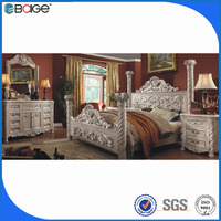 olympic furniture bedroom set modern double bed hydraulic double bed F-8008B