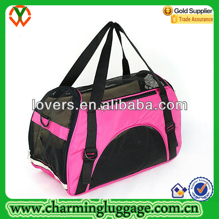 Eco-Friendly Feature and Pet Cages Type dog carry bag