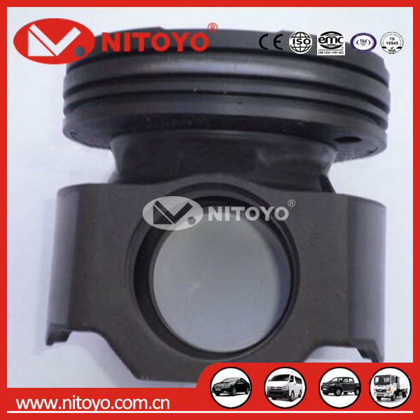 NITOYO 137mm forged steel Piston 4923747 4089898 for Cummin Engine QSX15 Piston