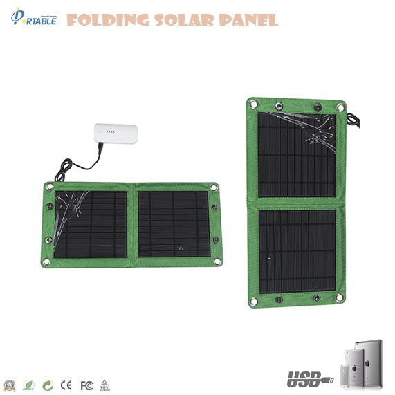 durable solar mobile battery charger charge anytime and anywhere