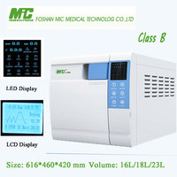 China Made Cheap Portable Dental Autoclave Sterilizer