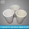 High quality high Temp ceramic clay assay crucible for melting gold
