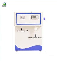 Lab reverse osmosis water filtration and purification system ultra pure water purify machine from China