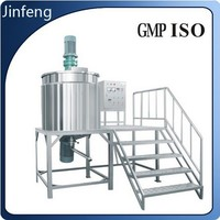 HOT Sale Cosmetic emulsification mixing agitator