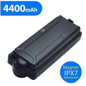 Waterproof IP67 Tracking Car bluetooth 4.0 ble gps tracker with high performance