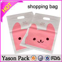 YASON pictures printing name brand shopping bagsvegetable shopping bagseco non woven shopping bag