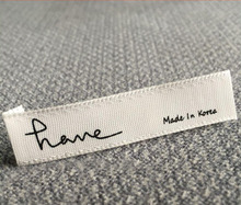 Custom Cheap Clothing Woven Labels and Tags