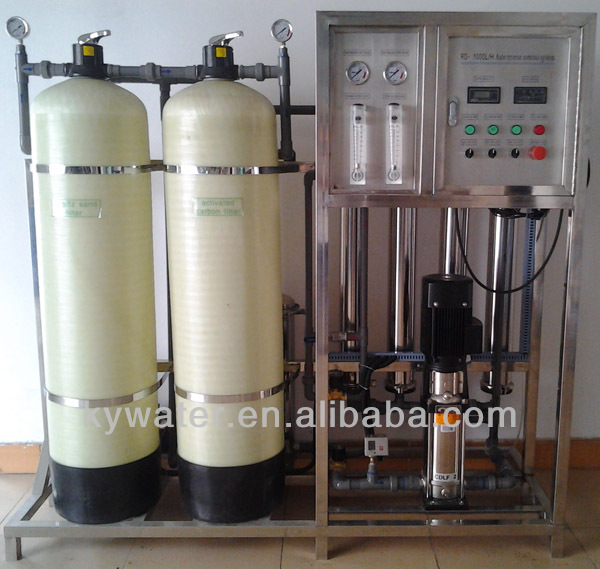 Factory price USA RO Membrane 1000LPH KYRO-1000 RO Water Purify Plant