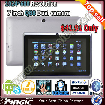 Best low price tech pad 7 inch android tablet