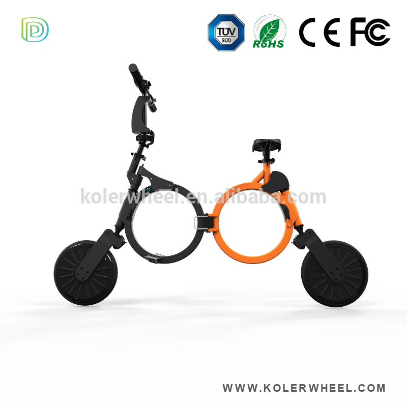 Unique Designed 10inch Light Smart Portable Folding Electric Bike