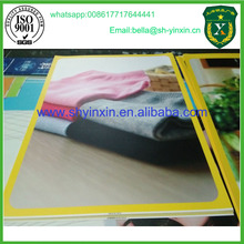 Advertising Poster Indoor Banner,Window/Glass PP Synthetic Paper Stickers