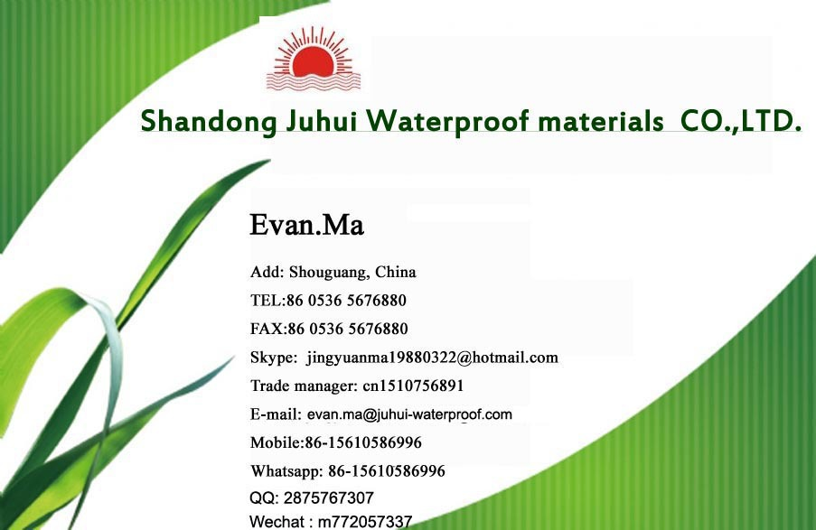 Sbs App Modified Bitumen Waterproofing Membrane Roll Price