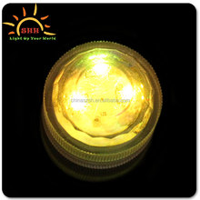12 Colors LED Waterproof Decorative Battery Candle Submersible Water Candle Tea Light/Tealight