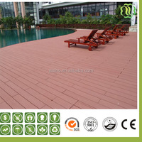 tile factory/synthetic deck wood/swimming pool deck tiles