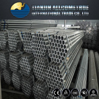 Hot sale electrical gi pipes conduit specification/gi electrical conduit pipes