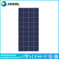 China best pv supplier 150w poly solar panel cheap price per watt