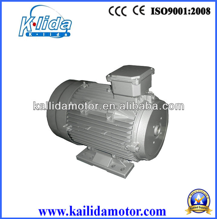 5hp Vertical Hollow Shaft Electric Motors