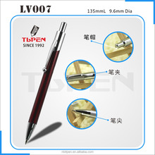 Factory direct selling parker metal ballpoint pen,promotional pen,hotel pen with customized logo printing
