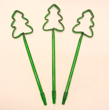 Christmas tree shape pen
