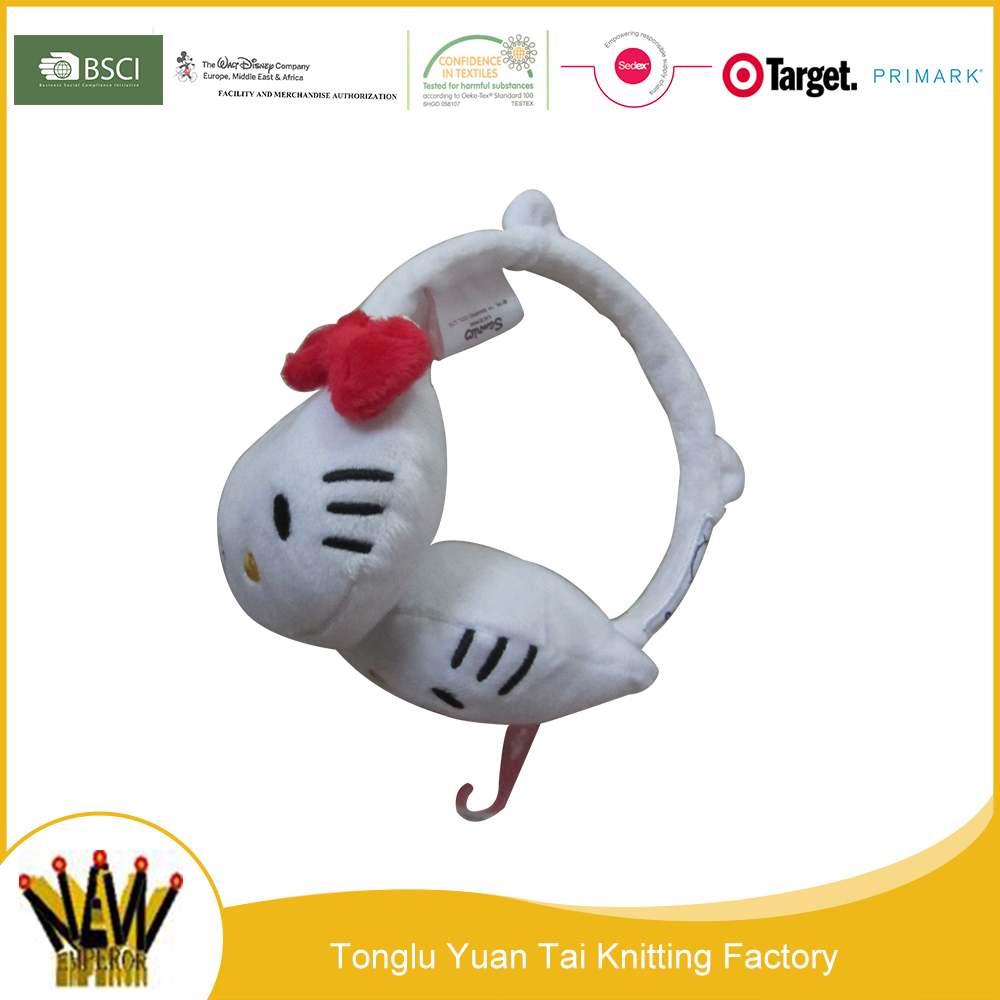 Factory price chinese high quality cozy sheepskin ear muff