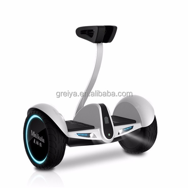 UL2272 Competitive price new foldable big two wheels self balancing scooter popular smart electric car gas scooter