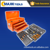 124pcs Hand Tool And Mechanical Tool