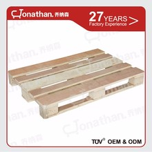 Widely used in warehouse standard euro wooden pallet size