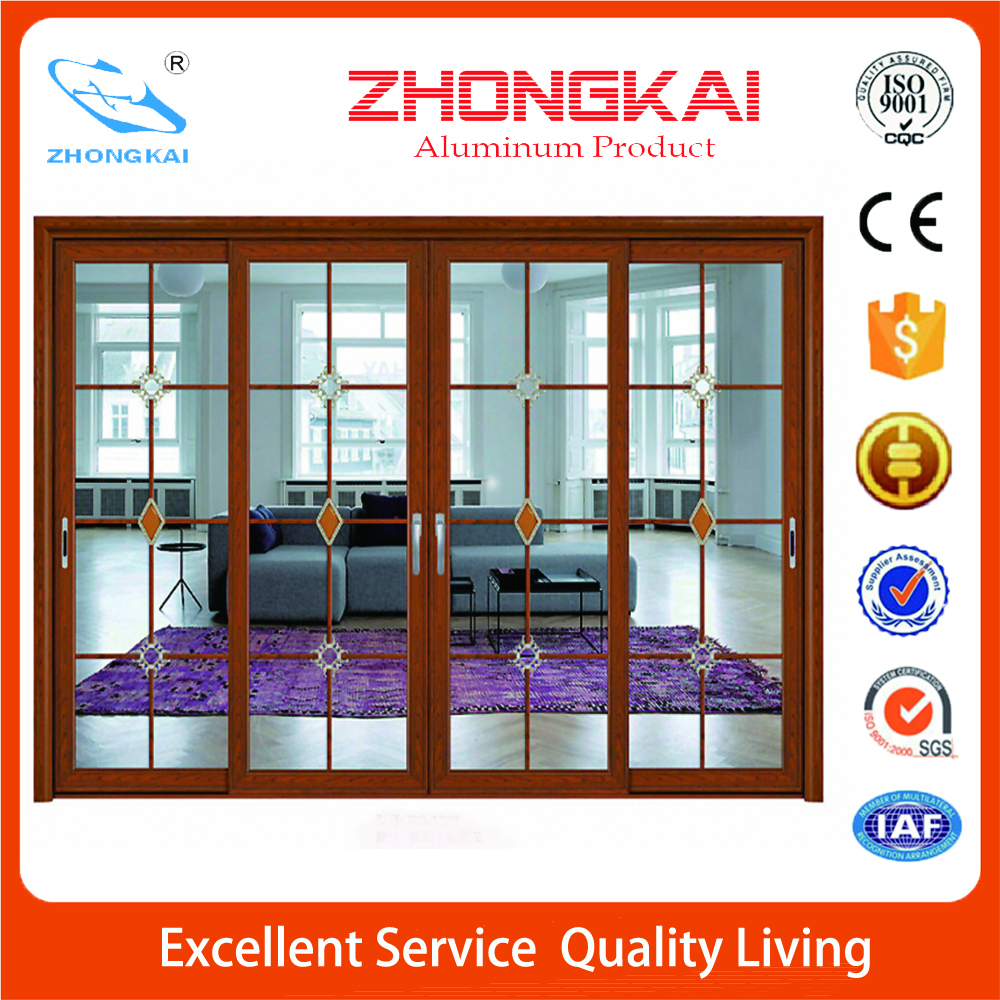 On time delivery aluminum storm door frame