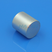 permanent Neodymium ndfeb cylinder large magnets for sale