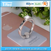 Popular Handphone Ring Holder with Diamond for Table Stand