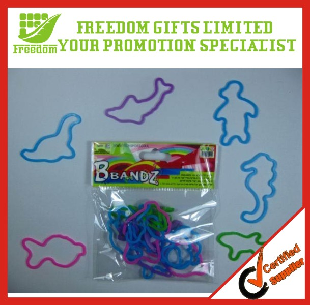 Hot Sale Promotional Silicone Silly Band