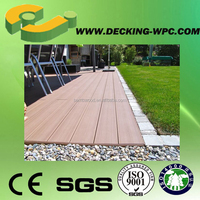 High quality UV Resistant wpc products With CE FSC SGS Certificates