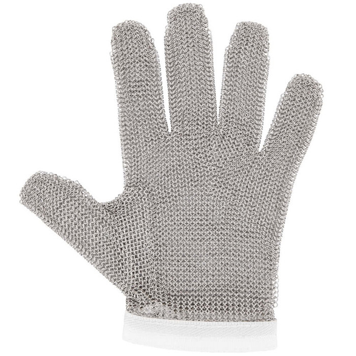 Anti-cutting Wire Gloves Stainless Steel Slaughter Plants