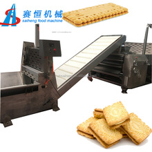 Advanced Automatic production line For making biscuit food processing equipment Made in China