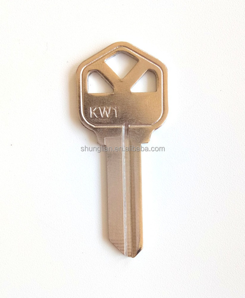 Wholesale door blank key KW1 and SC1 house key